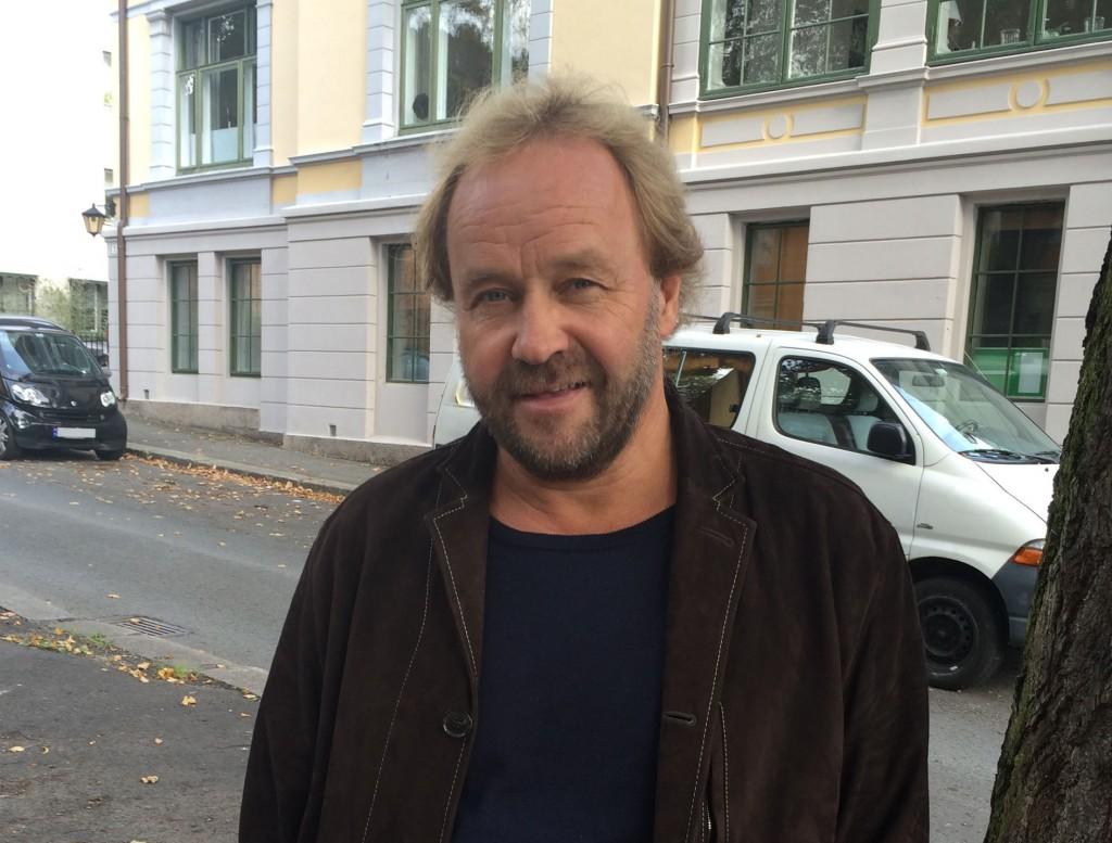 Øystein Wiik på Frogner, 7. september 2014